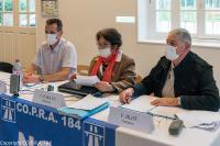 Conférence de presse du 04 février 2016 à Conflans-Sainte-Honorine